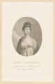 Bildnis der Maria Pawlowna Grossfürstin von Russland und Erbprinzessin von Weimar, Amadeus Wenzel Böhm-1809 (Quelle: Digitaler Portraitindex)