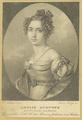 Bildnis der Amalie Auguste, geb. Prinzessin von Baiern, Eduard Clemens Fechner - 1820/1846 (Quelle: Digitaler Portraitindex)