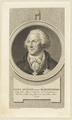 Bildnis des Karl August Freiherr von Hardenberg, Daniel Berger - 1796 (Quelle: Digitaler Portraitindex)