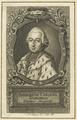 Bildnis des Fridericvs Carolvs Iosephvs Elector Mogunt., Heinrich Hugo Coentgen-1774/1792 (Quelle: Digitaler Portraitindex)