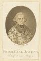 Bildnis des Fried. Carl Joseph Churfürst von Mainz, Anton Karcher-1775/1842 (Quelle: Digitaler Portraitindex)