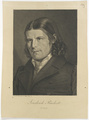 Bildnis des Friedrich R�ckert, Karl Barth - 1833 (Quelle: Digitaler Portraitindex)