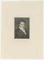 Bildnis des Eduard v. Schenk, Friedrich Fleischmann - 1826/1834 (Quelle: Digitaler Portraitindex)