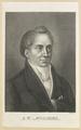 Bildnis des A. W. v. Schlegel, Karl Barth - 1810/1850 (Quelle: Digitaler Portraitindex)
