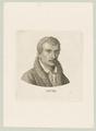 Bildnis des Seume, Ernst Ludwig Riepenhausen - 1800/1840 (Quelle: Digitaler Portraitindex)