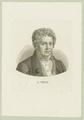 Bildnis des L. Tieck, Ernst Ludwig Riepenhausen (zugeschrieben) - 1811/1840 (Quelle: Digitaler Portraitindex)