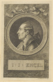 Bildnis des I. I. Engel, Chodowiecki, Daniel Nikolaus - 1766/1801 (Quelle: Digitaler Portraitindex)