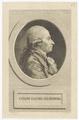 Bildnis des Iohann Ioachim Eschenburg, Jakob Rieter - vor 1789 (Quelle: Digitaler Portraitindex)