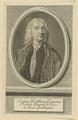 Bildnis des Joan Matthias Gesnerus, Bernigeroth, Johann Martin (zugeschrieben) - 1746 (Quelle: Digitaler Portraitindex)