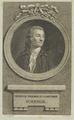 Bildnis des Leopold Friedrich Guenther Goekingk, Henne, Eberhard Siegfried - vor 1786 (Quelle: Digitaler Portraitindex)