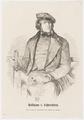 Bildnis des Hoffmann v. Fallersleben, Deis, Carl August - 1834/1866 (Quelle: Digitaler Portraitindex)
