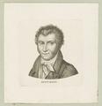 Bildnis des Hoffmann, Ernst Ludwig Riepenhausen (zugeschrieben) - 1811/1840 (Quelle: Digitaler Portraitindex)
