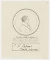 Bildnis des Christian Wilhelm Hufeland, 1801/1826 (Quelle: Digitaler Portraitindex)