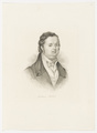 Bildnis des Justinus Kerner, G. Alboth-um 1850 (Quelle: Digitaler Portraitindex)