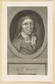 Bildnis des L. T. Kosegarten, Johann Heinrich Lips-1798 (Quelle: Digitaler Portraitindex)