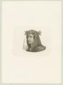 Bildnis des Petrarca, Ernst Ludwig Riepenhausen (zugeschrieben) - 1801/1833 (Quelle: Digitaler Portraitindex)