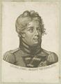 Bildnis des Georg, Prinz Regent von England, um 1800 (Quelle: Digitaler Portraitindex)