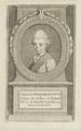Bildnis des George Frederic Auguste, Prince de Galles et Prince Elect. de Brunsv. Lunebourg, um 1775 (Quelle: Digitaler Portraitindex)