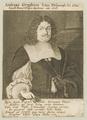 Bildnis des Andreas Gryphius, Kilian, Philipp-1643/1693 (Quelle: Digitaler Portraitindex)
