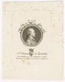 Bildnis des de Racknitz, Friedrich Gr gory - 1775/1788 (Quelle: Digitaler Portraitindex)