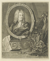 Bildnis des B. H. Brockes, Johann Georg Wolfgang-1725 (Quelle: Digitaler Portraitindex)