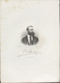 Bildnis des E. Lassen, Weger, August-um 1870 (Quelle: Digitaler Portraitindex)
