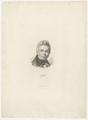 Bildnis des Schinkel, 1860 (Quelle: Digitaler Portraitindex)