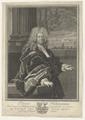 Bildnis des Petrus Hohmannus, Bernigeroth, Martin-1709/1733 (Quelle: Digitaler Portraitindex)