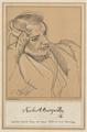 Norbert Burgm�ller, Richard Brend'amour - [ca. 1840] (Quelle: Digitaler Portraitindex)