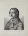 Bertoldus Georgius Niebuhr, Carstenii filius, Ditmarso Holsatus, Ferdinand Ruscheweyh - 1831 (Quelle: Digitaler Portraitindex)