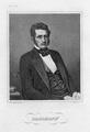Dahlmann, Wolf, Georg-[ca. 1850] (Quelle: Digitaler Portraitindex)